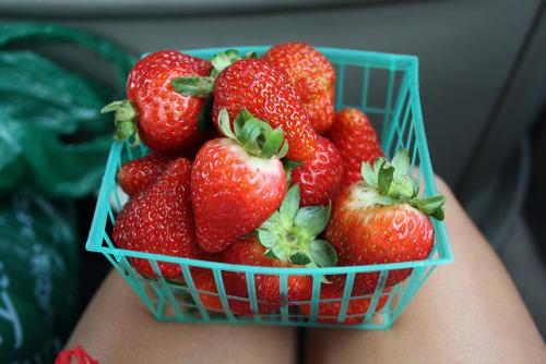 Strawberry, Fruit