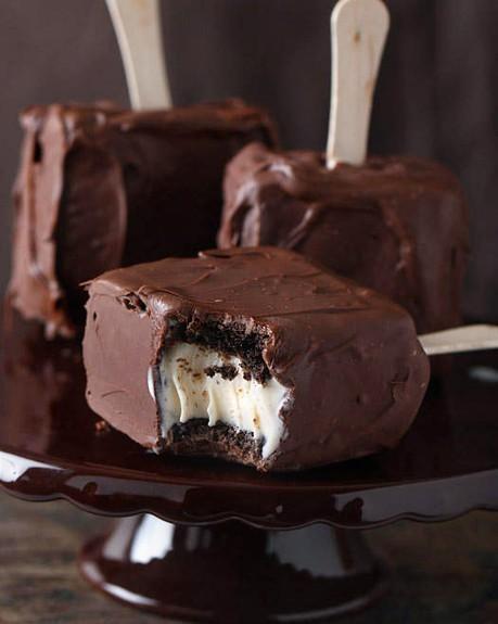 Ice-Cream, Chocolate