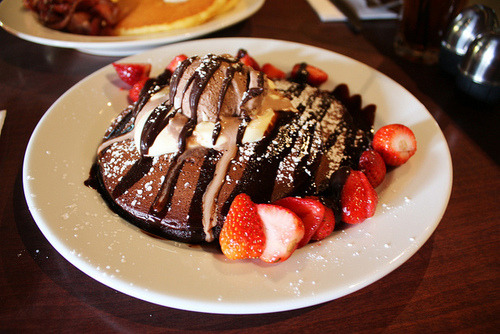 Strawberry, Chocolate