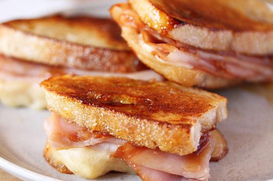 Sandwich, Bacon