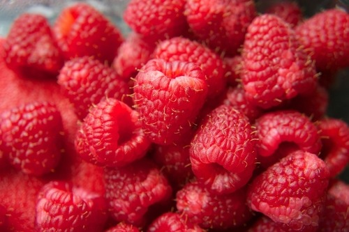 Raspberry, Fruit
