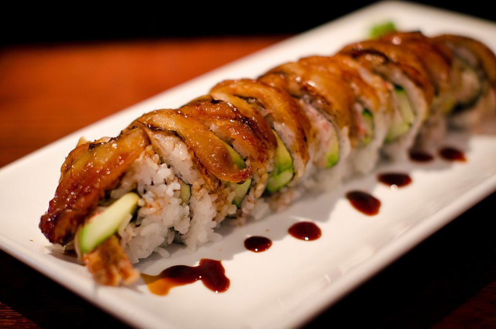 Black Dragon Roll (by seango)