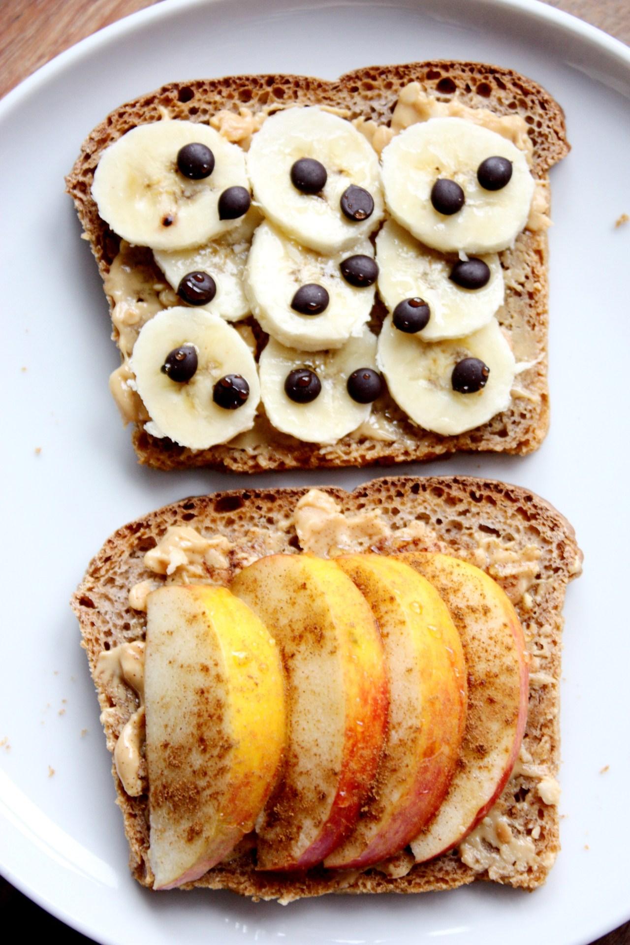 Apple, Cinnamon, Toast