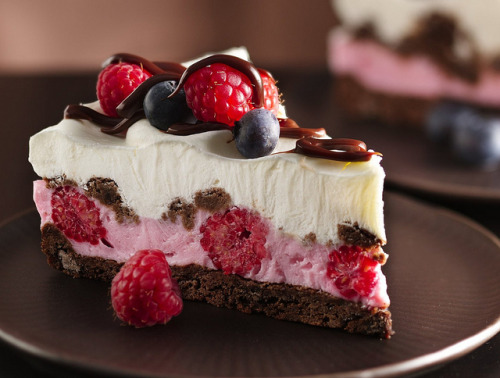 Chocolate and Berries Yogurt Dessert Recipe by Betty Crocker Recipes on Flickr.