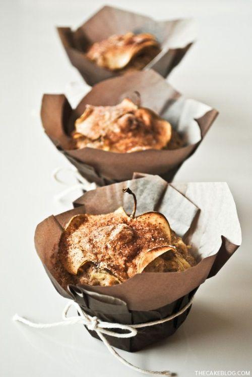 Apple Muffin Recipe