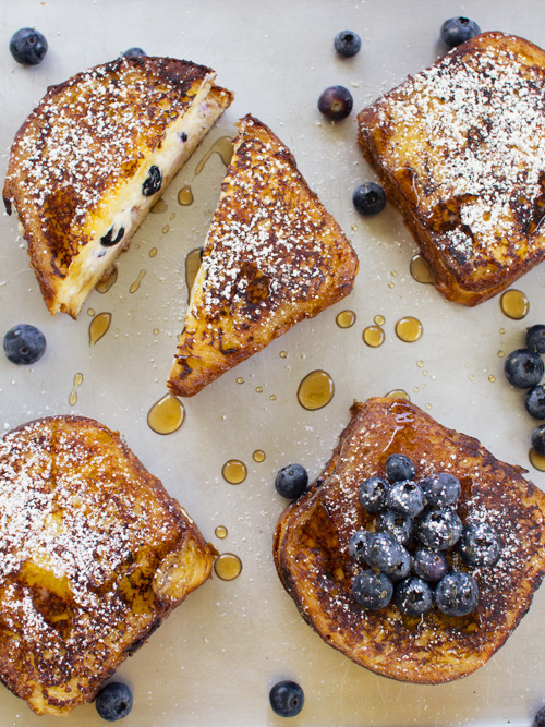 Blueberry Cheesecake Stuffed French ToastGET THE RECIPE