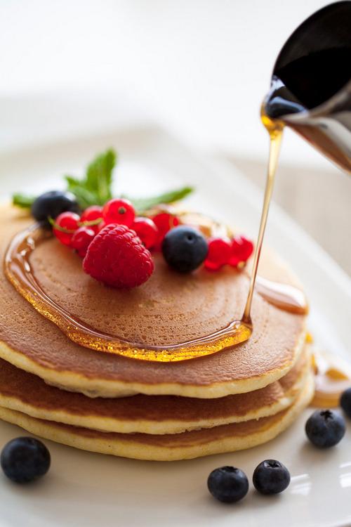 Pancakes by (Bayan AlSadiq)