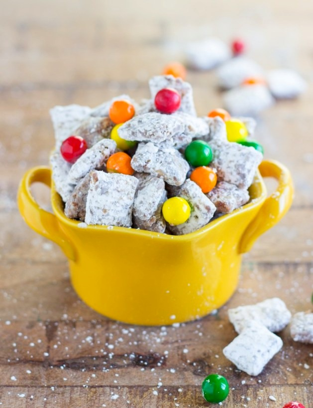 Muddy buddies recipes
