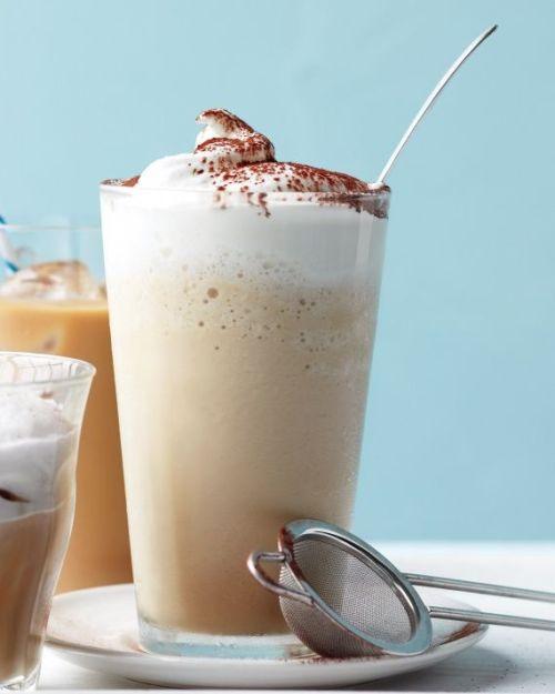 Coffee Frappe Martha Stewart